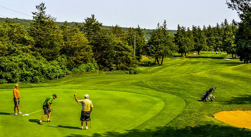 Picton Golf Hole 18